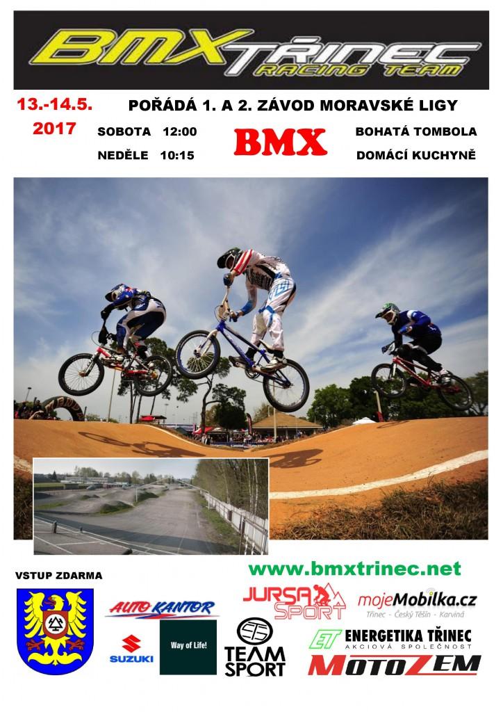 PLakát BMX ML
